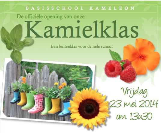 opening Kamielklas