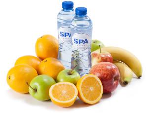 fruit-en-water