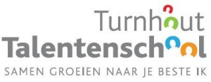 Logo Talentenschool Turnout